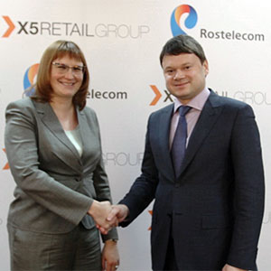 X5 Retail Group и Ростелеком