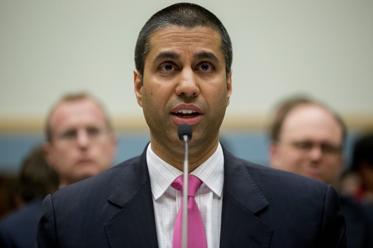 глава Федеральной комиссии по связи США Federal Communications Commission, FCC Аджит Пай (Ajit Pai)