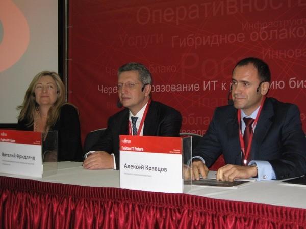 Конференция Fujitsu IT Future 2012 прошла в Москве