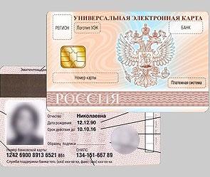 Универсальная карта Медведева