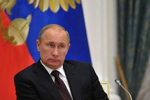 Путин потребовал создать базу данных российской земли