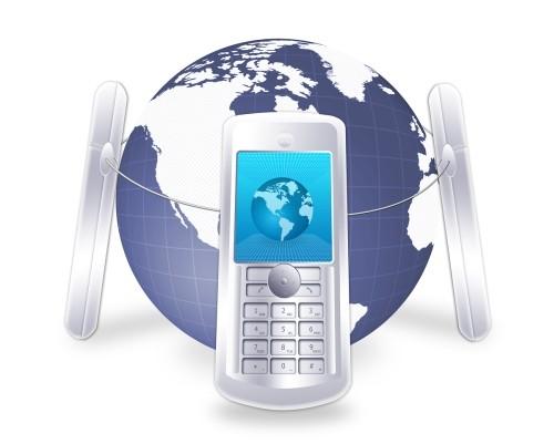 Объем услуг связи в России