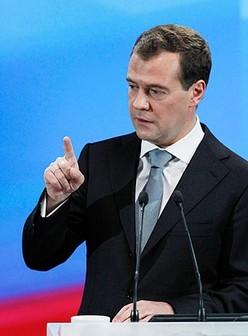 Медведев раскритиковал механизм общественного обсуждения госзакупок