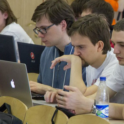 Соревнования RuCTF в Екатеринбурге