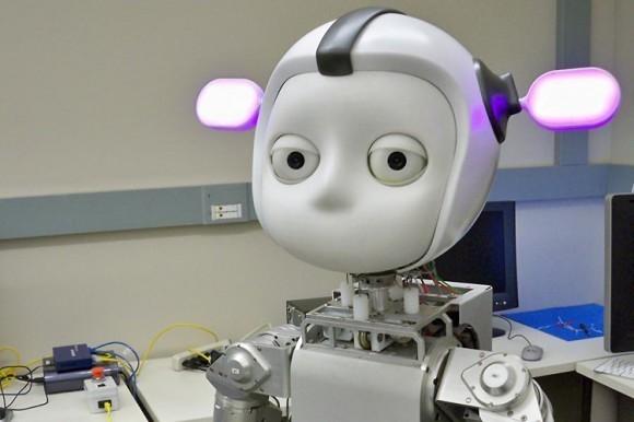Социальный робот Simon