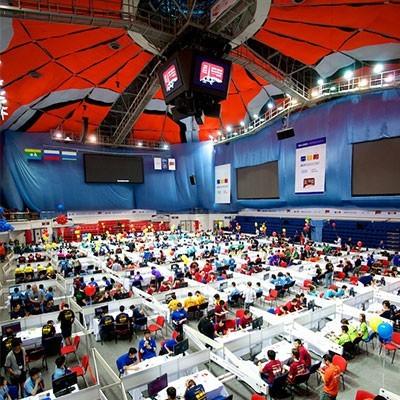 Финал чемпионата мира по программированию ACM ICPC - 2014