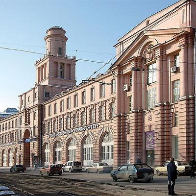 Санкт-Петербургский университет ИТМО