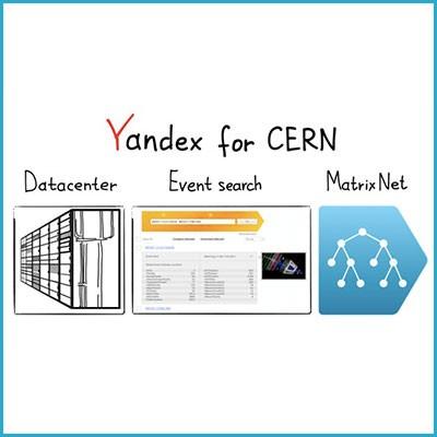 Яндекс + CERN