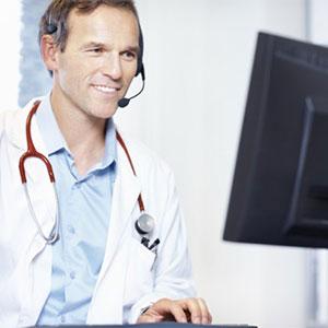 Доктор за компьютером