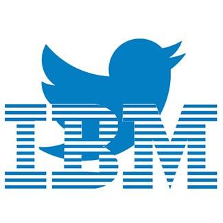 IBM и Twitter