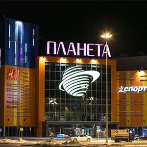 """ТРЦ """"Планета"""" в Новокузнецке"""