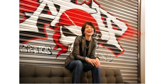 """Рeгина Дуган, бывший руководитель DARPA и сопредседатель """"Горного Форума"""", а в настоящее время – старшее должностное лицо в компании Google, делает всё возможное для того, чтобы соответствовать занимаемой должности."""