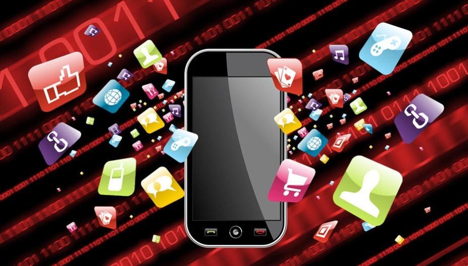 мобильный контент смартфон