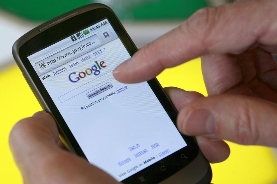 google смартфон поисковик