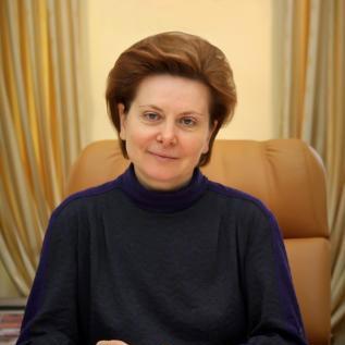 Наталья Комарова, губернатор ХМАО
