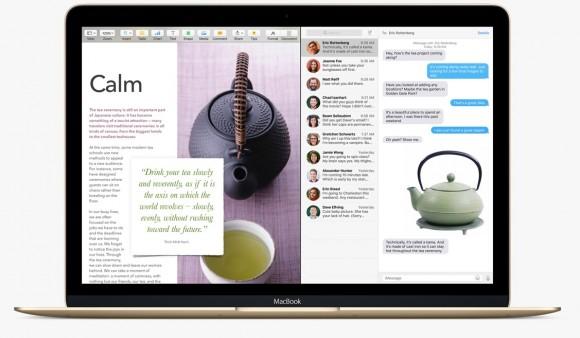 Новая система для компьютеров Apple - OS X El Capitan