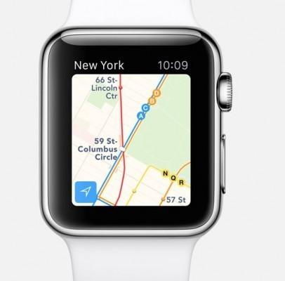 Обновленная ОС Apple для часов