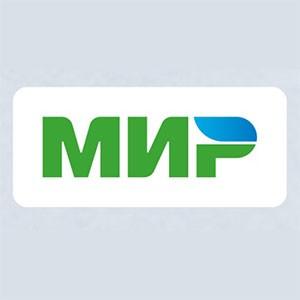 Логотип карты МИР