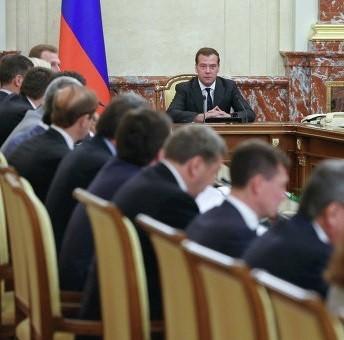 медведев правительственная комиссия