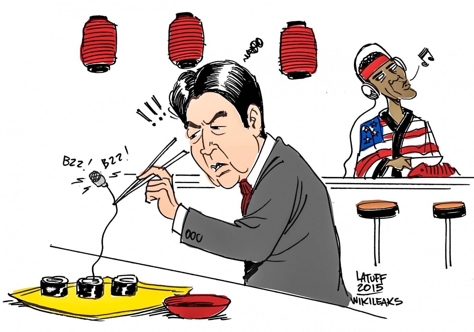 АНБ США следило за Японией