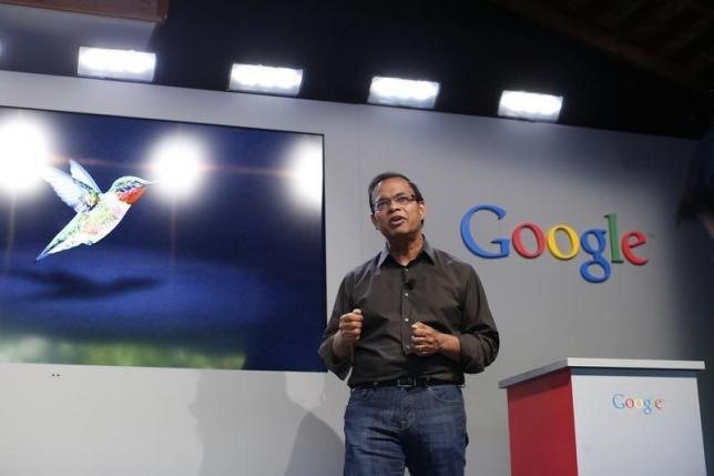 Бывший Руководитель поискового подразделения компании Google Амит Сингал (Amit Singhal)