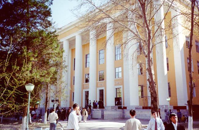 ТУИТ (бывший Ташкентский электротехнический институт связи)