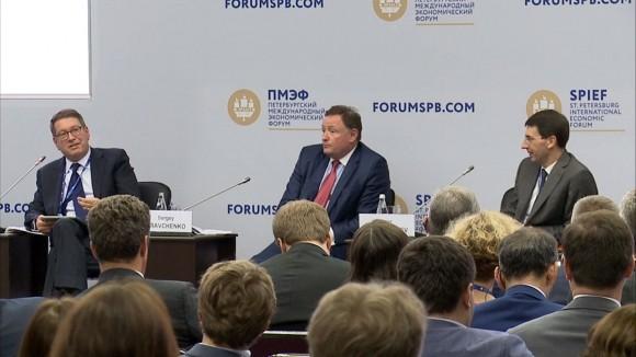 Слева направо: Стив Краун, Сергей Кравченко, Игорь Щёголев