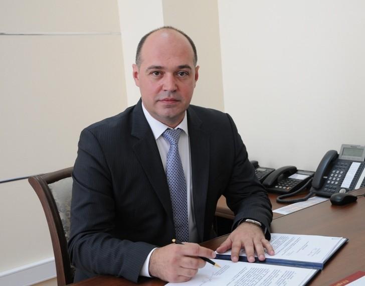 министр информтехнологий Ростовской области Герман Лопаткин
