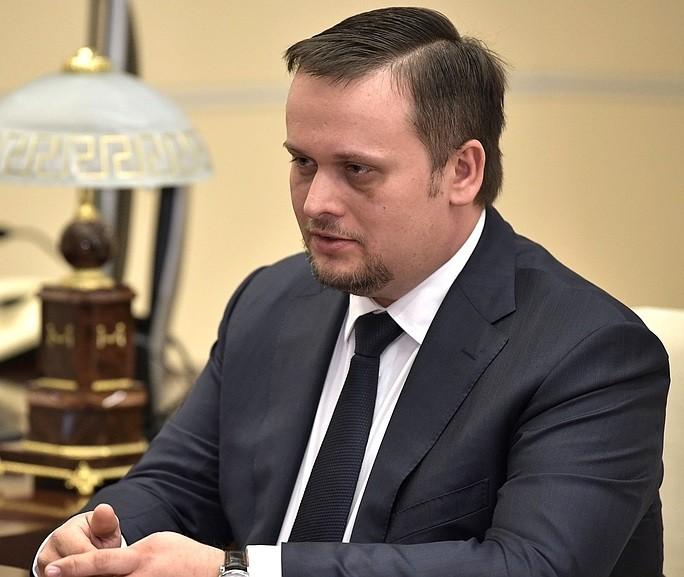 Руководитель АСИ Андрей Никитин назначен врио губернатора Новгородской области