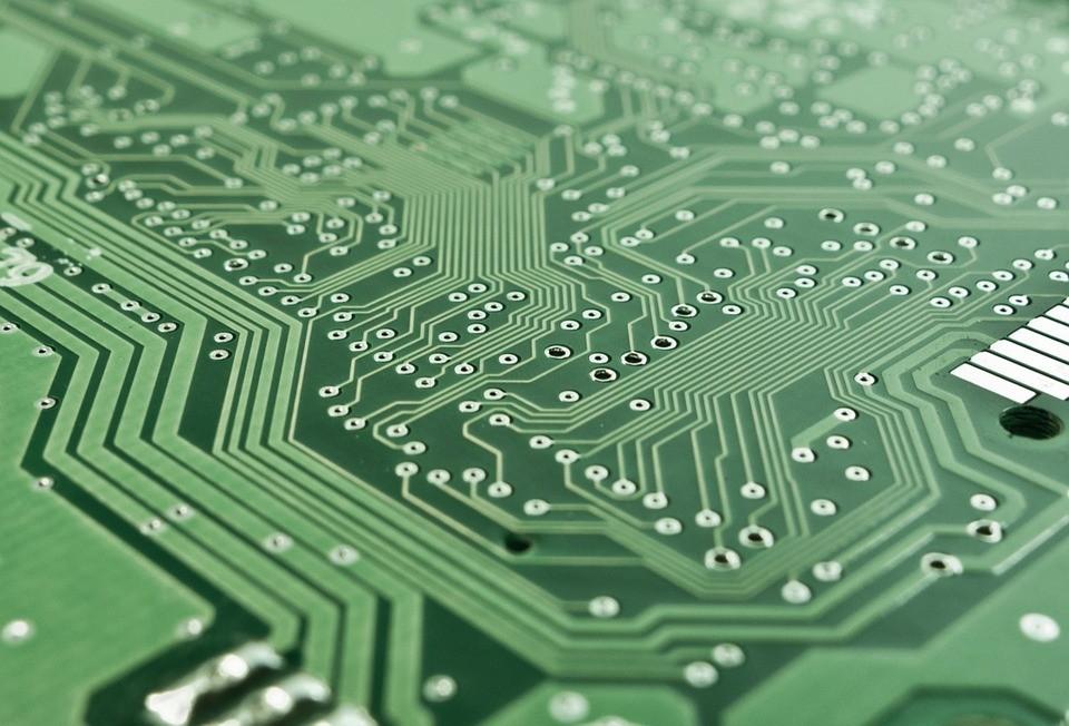 электроника процессор микроэлектроника