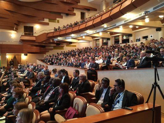 IX международный IT-форум с участием стран БРИКС и ШОС стартовал в Ханты-Мансийске
