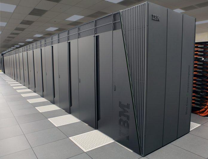 суперкомпьютер ibm