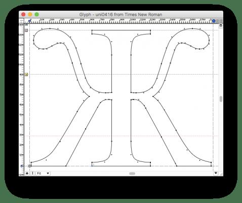 Как мы создавали шрифты