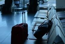 аэропорт чемодан