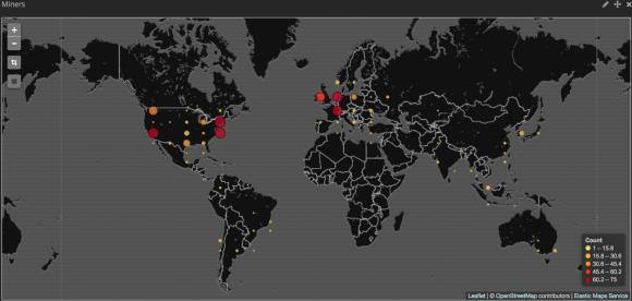 Мошенники «намайнили» более 0 тыс, установив вредоносное ПО на серверы Oracle WebLogic