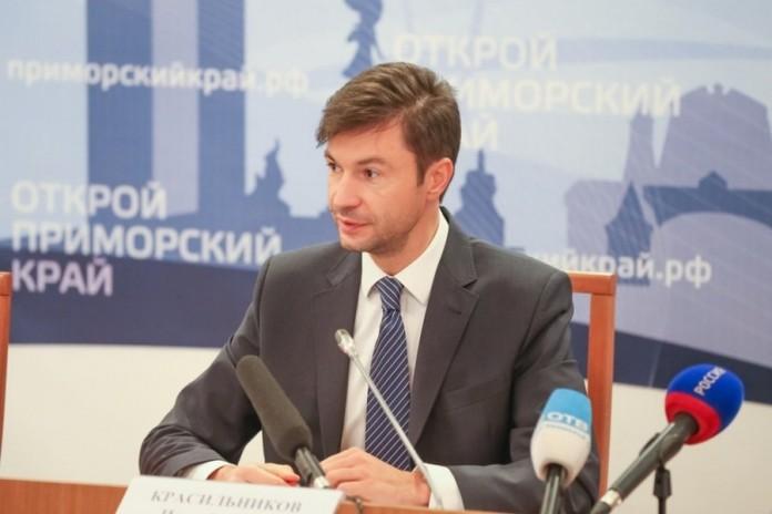 Илья Красильников