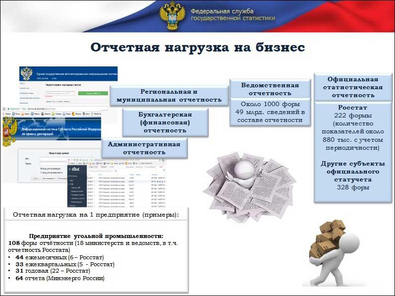 Правительство намерено создать в России «национальную систему управления данными» на базе Росстата