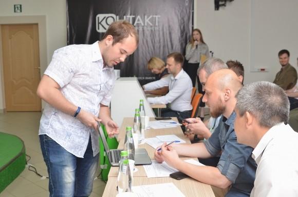 Участники первой в Белгороде IT-школы защитили проекты