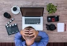 компьютер ноутбук блогер