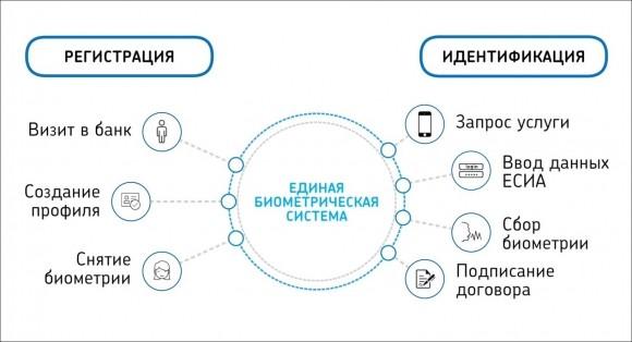 «Ростелеком» сообщил о запуске Единой биометрической системы