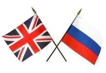 россия британия флаг