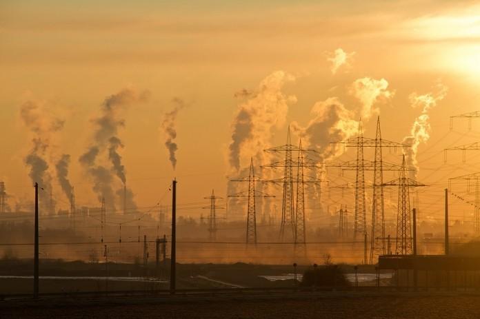 экология загрязнение выбросы заводы