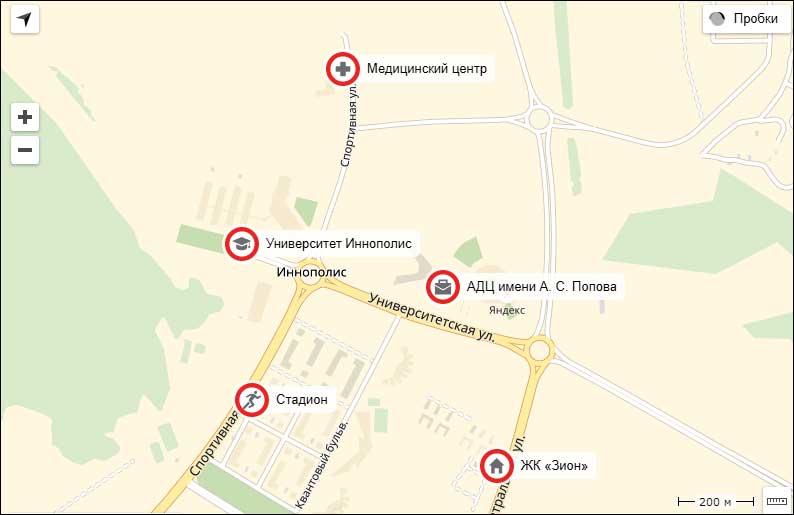 В Иннополисе заработало первое в Европе беспилотное такси от «Яндекса»