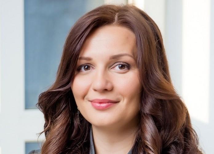 Председатель комитета по связи и информатизации Ленинградской области Виктория Кузнецова