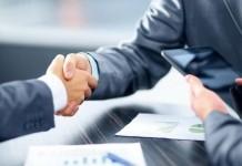 бизнес соглашение партнеры