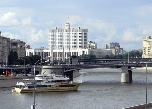 Белый дом москва правительство