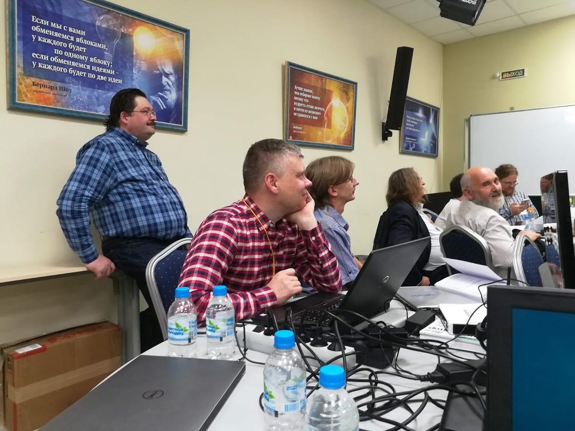 Российский софт в международных проектах представили наXV конференции разработчиков свободных программ