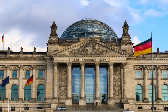германия берлин бундестаг