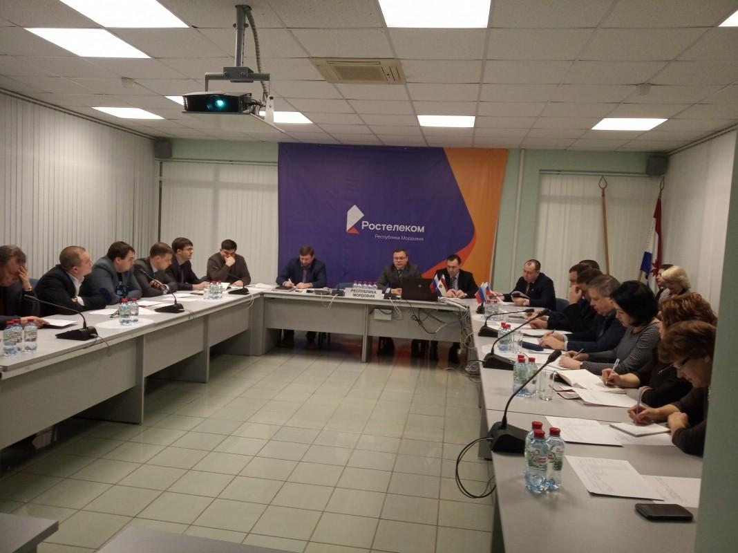 В Республике Мордовия объявили о старте проекта «Цифровое завтра»