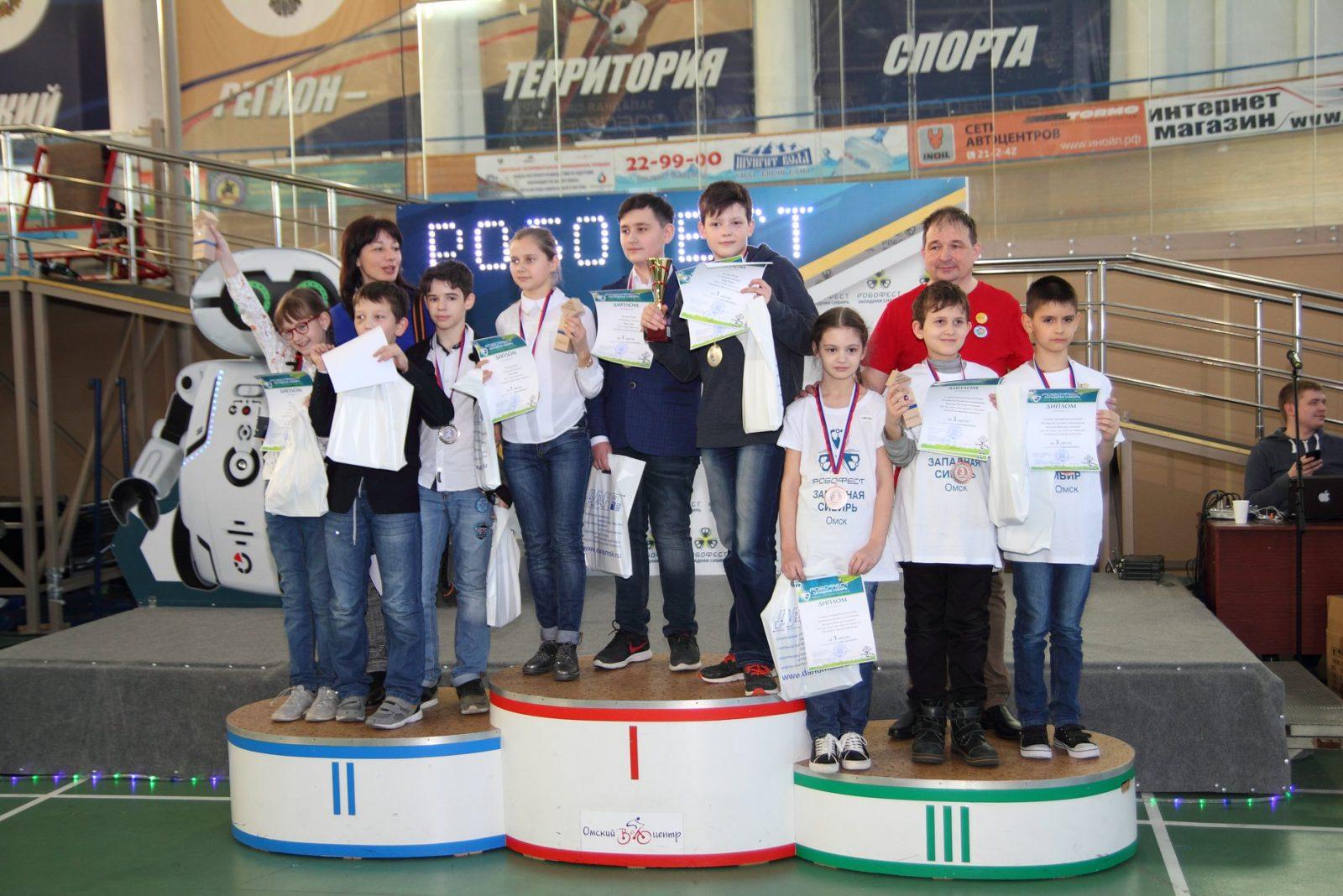 Итоги IV Международного IT-Форума в Омске